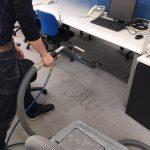 仙台市内オフィスビルの清掃を行っています。